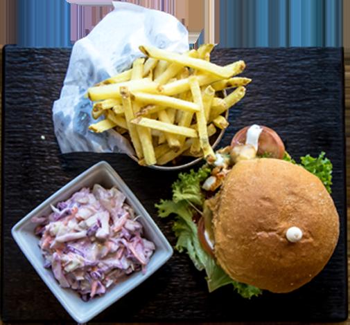 Relish Real Burgers